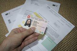 Führerausweis der Schweiz
